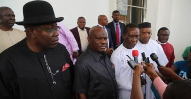 Following emergency meeting, S'South Govs ask Onnoghen to not appear before CCT