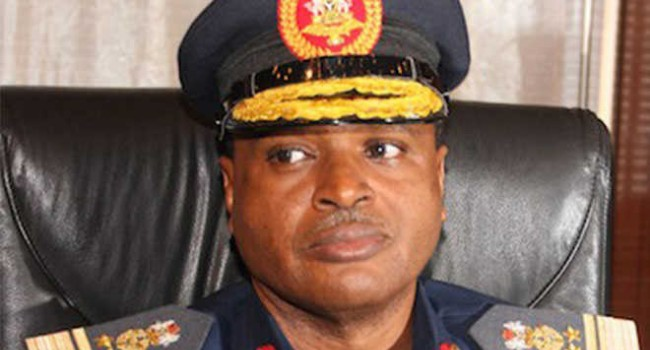 Massive shake up in Nigerian Airforce, 27 Air Marshals redeployed