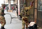 ZIMBABWE PROTESTS: Soldiers accused of torture, excessive force