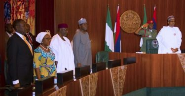 FG holds another FEC emergency meeting