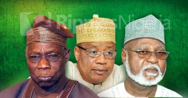 The Good, the Bad and Obasanjo: What next for the 'Owners of Nigeria Plc'?