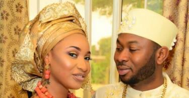 Tonto Dikeh's ex-hubby sends her warning note...with love