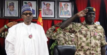 Military now sharing Buhari's powers, PDP says