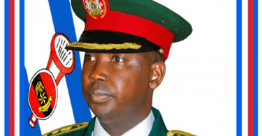 Army gets new spokesman as ex-spokesman gets NOUN job