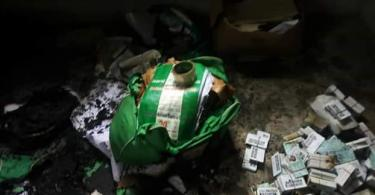 ABIA: Voter register, thousands of uncollected PVCs burnt as INEC office attacked
