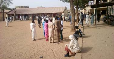KANO: Early risers wait as election material arrive late