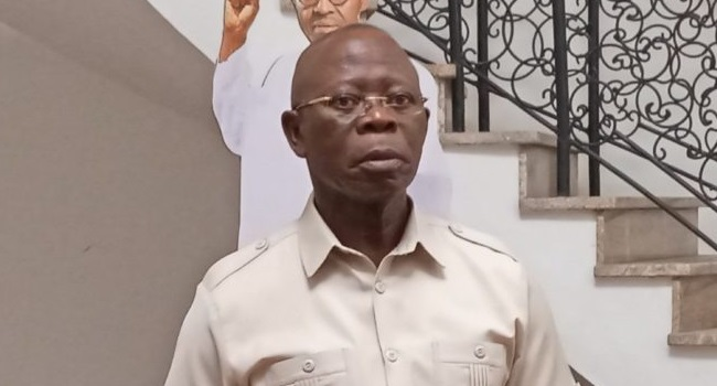 Buhari will have the easiest election win ever- Oshiomhole