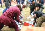 Don't expect results where ballot boxes were snatched, INEC tells voters