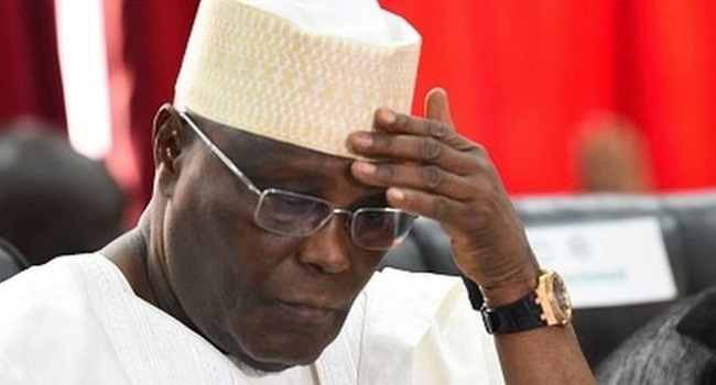 Don't drag Buhari to court, 36 presidential candidates beg Atiku