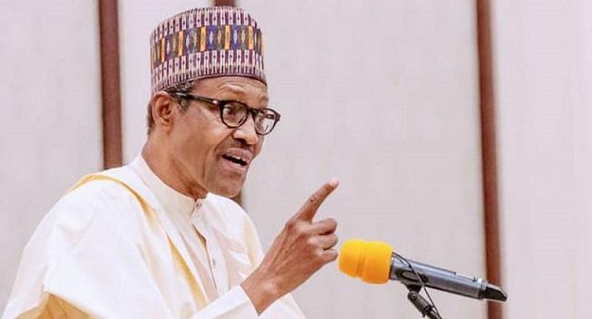 Buhari tells Nigerians to expect a tough second term