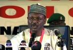 INEC halts announcement of guber results