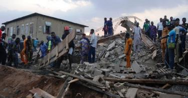 Oyo govt says 'no casualty' from Molete building collapse