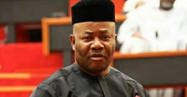 My opponents using my name to scare tribunal judges - Akpabio