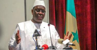SENEGAL: President Sall officially wins re-election