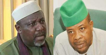 IMO: Okorocha warns gov-elect Ihedioha to stop issuing directives to govt bankers