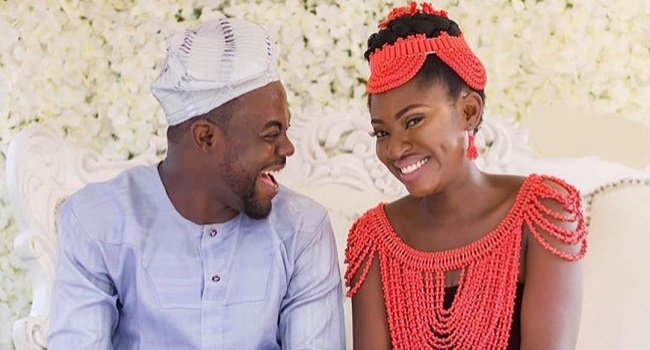 I don't regret marrying my ex-hubby, Yvonne Jegede says after confirming marriage crash