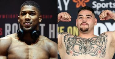 Anthony Joshua set to square up against Andy Ruiz on June 1