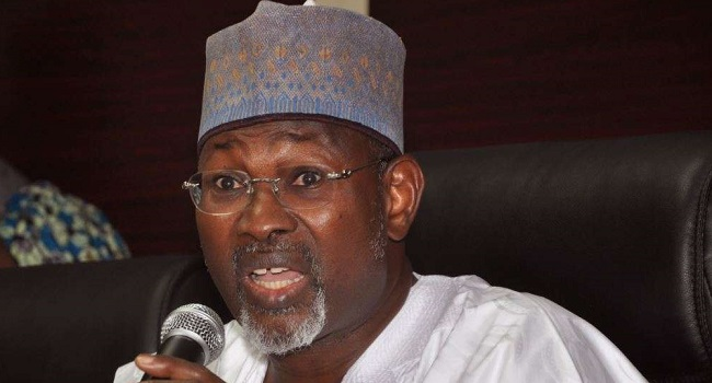 2019 POLLS: Lecturers connived with politicians to perpetrate 'all forms of irregularities', Jega claims
