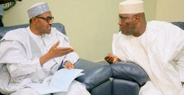 BUHARI TO ATIKU: I'm far more educated than you are