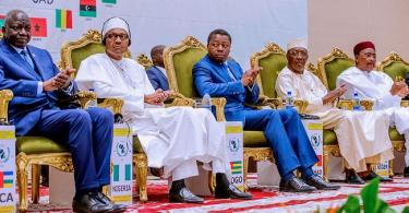 Buhari seeks cooperation with neighbouring countries over infiltration of small arms