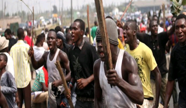 Four injured after land dispute, community clash in Adamawa