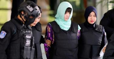 Vietnamese woman jailed for murder of Kim Jong Nam, North Korea leader's brother