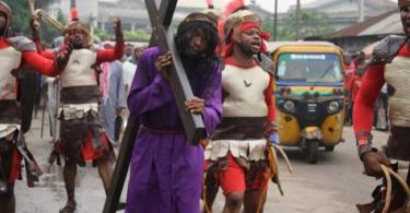Security officer gets lynched for killing 10 during Easter procession