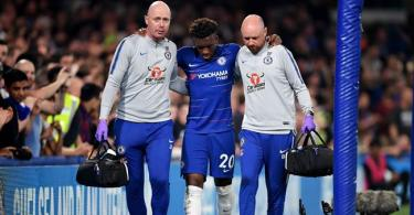 Chelsea winger Hudson-Odoi suffers ruptured Achilles, to miss rest of the season