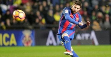 Lionel Messi Double Sends Barcelona 13 Points Clear