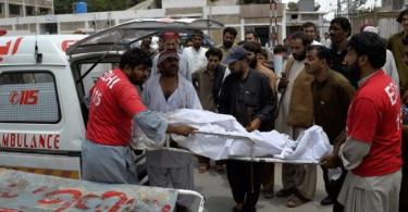Militants execute 14 bus passengers in South west Pakistan