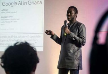 Google opens Africa's first Artificial Intelligence lab