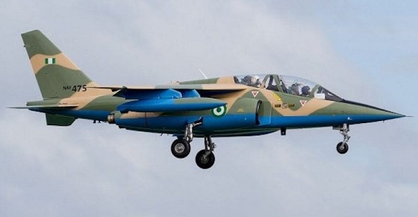 NAF fighter jets destroy Boko Haram logistics base, several fighers killed