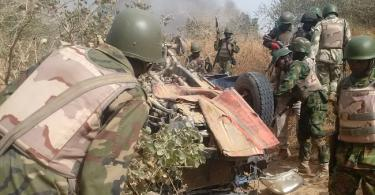 27 suspected Boko Haram insurgents killed by Nigerian, Cameroonian troops