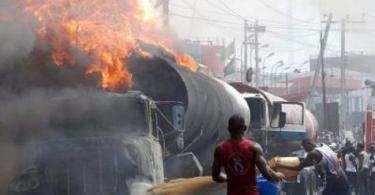 OYO: Two killed in petrol tanker explosion