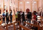 SRI LANKA: Death toll revised downward by 100 after suicide bomb attack