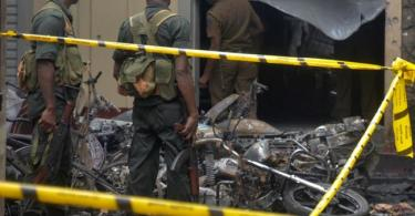 SRI LANKA: Death toll rises to 290 after Easter day bombings
