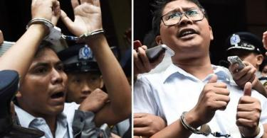 MYANMAR: Supreme Court rejects appeal by imprisoned Reuters journalistas