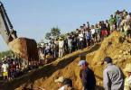 Over 50 dead after landslide at Myanmar jade mine