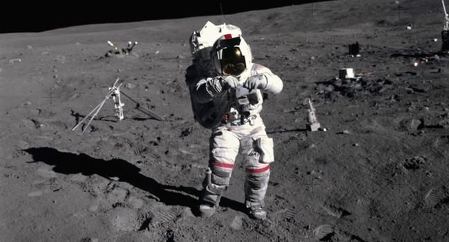 China plans to construct first moon base ever