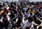 UN evacuates 350 more refugees detained in Tripoli amid clashes