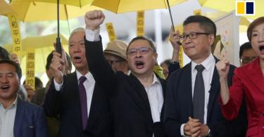 Five yrs after, protesters bag prison terms in Hong Kong