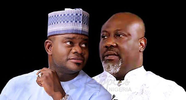 Gov. Bello gives reason why he can't work with Dino Melaye
