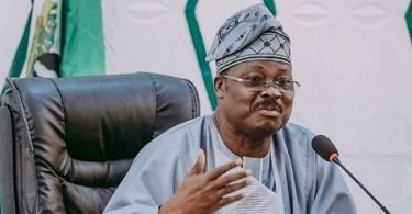 Your fates hang with the court, Ajimobi tells Ibadan kings