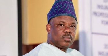 ARREARS: Ogun NLC hands Amosun over to God