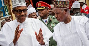 INSECURITY: Angry Katsina residents protest, destroy Buhari, Masari billboards