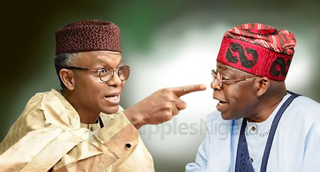 Tinubu: Shots fired! El-Rufai's hit that may unleash the fury of the Lion of Bourdillon