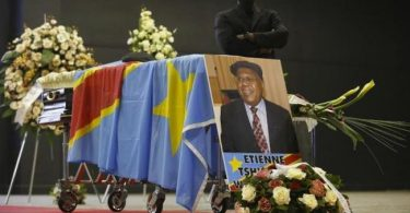 Body of opposition leader Etienne Tshisekedi arrives DR Congo after 2-year delay