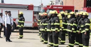 FG lifts embargo, approves recruitment into fire, prison services