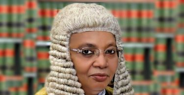 PRESIDENTIAL ELECTION TRIBUNAL: Bulkachuwa tells Atiku, PDP to file application seeking her disqualification