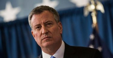 New York mayor de Blasio announces president bid for 2020